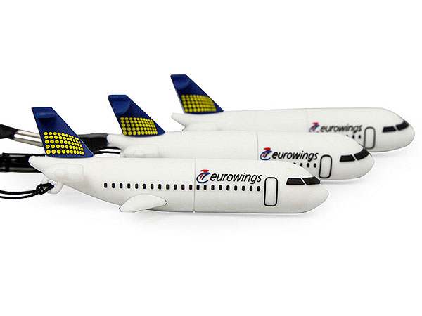 USB-Flugzeug Custom Eurowings, USB-Airplane.01