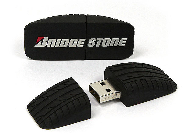 USB-Stick-Reifen-Bridgestone, transport, USB-Reifen, Autoreifen