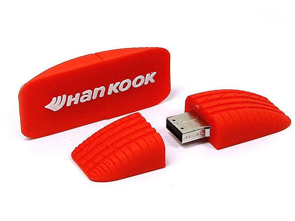 USB-Stick-Reifen-Hankook, transport, USB-Reifen, Autoreifen