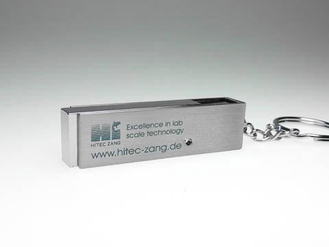 USB-Stick Metall bedruckt für Werbung, Metall.05