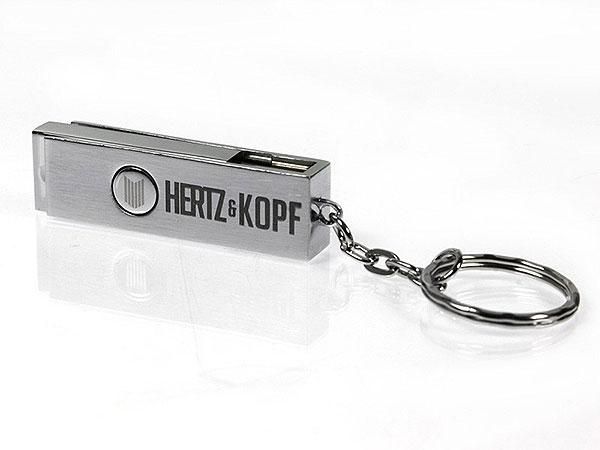 USB-Stick Metall schlüsselanhänger, Metall.05