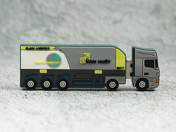 USB Truck custom made