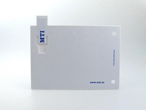 USBarchive Plastic Card MTI, USB plastic Card