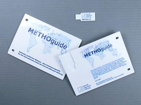 USBarchive Plastic Card Metho 02, USB plastic Card