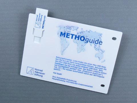 USBarchive Plastic Card Metho 04, USB plastic Card