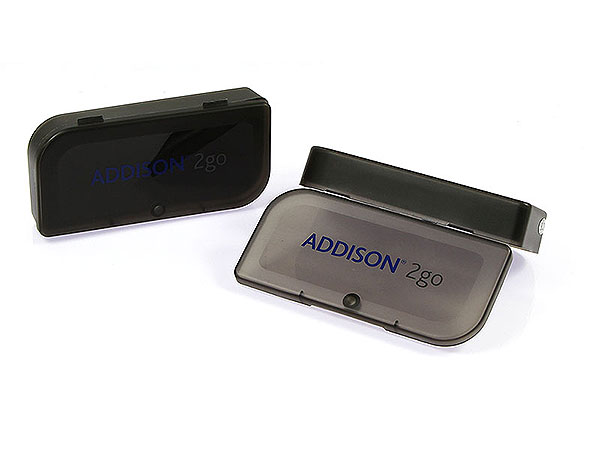 addison 2go schwarz transparent verpackung kunststoff, P01 PP Verpackung M