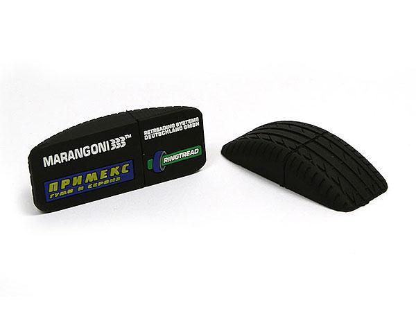 USB Reifen, Autoreifen, Reifenprofil, Car, pvc, schwarz, tire, transport, CustomProdukt, PVC