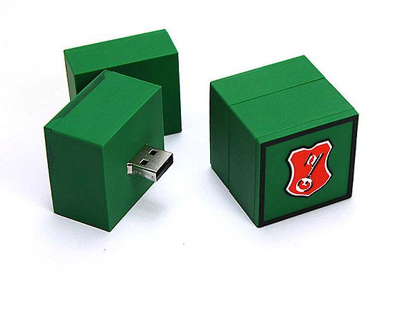 becks-usb-stick-wuerfel, Custom USB-Sticks