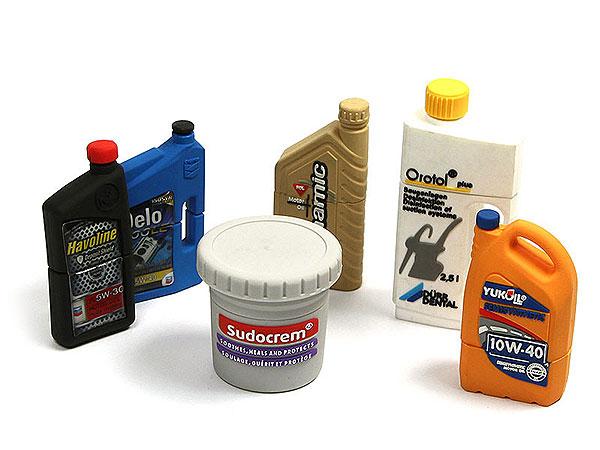 Flaschen, Behälter, Ölflaschen, Motorölflaschen, Motoröle, CustomProdukt, PVC, Autoöl
