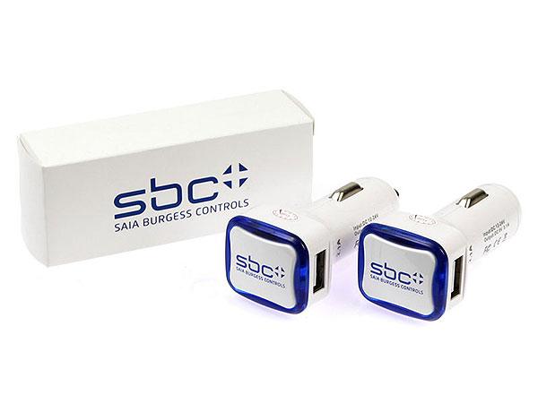 Dual USB Autoladegerät, dual car charger, auto, adapter