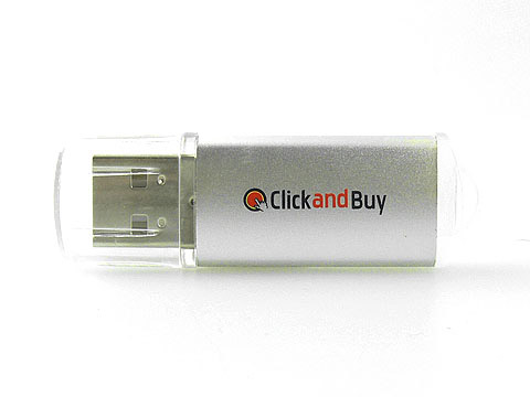 click and buy usb-stick, Kunststoff.07