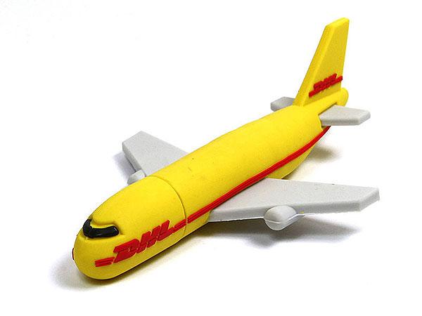 Custom-DHL-Flugzeug-usb-stick, USB-Airplane.01