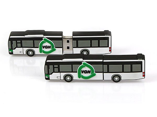 vgn usb bus transport custom pvc