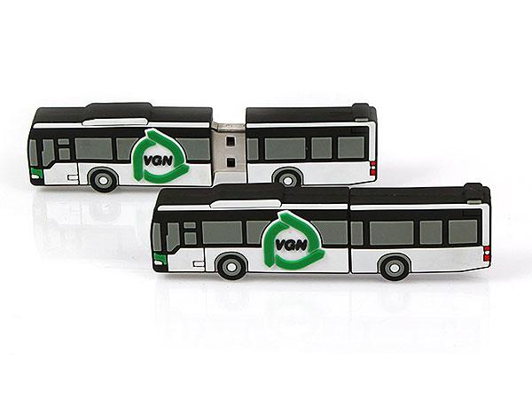 vgn usb bus transport custom pvc