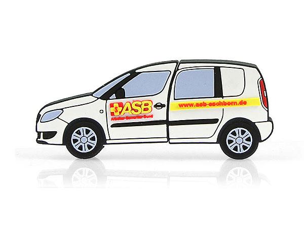 individuell custom sonderanfertigung auto pkw fahrzeug usb asb arbeiter samariter bund eschborn krankenwagen
