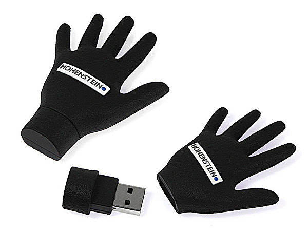 Hand schwarz struktur handschuhe, Frau, CustomProdukt, PVC