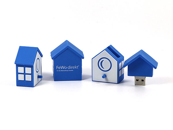 USB Stick Vogelhaus Haus