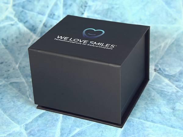 dentalbox mini magnetverpackung schachtel digitaldruck zahnarzt