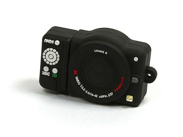 Digitalkamera, Foto, Digicam, pvc, schwarz, fotokamera, CustomProdukt, PVC