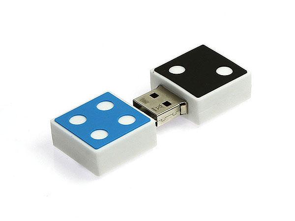 Domino, pvc, blau, schwarz, CustomProdukt, PVC