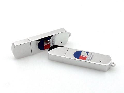 Exklusiver USB-Stick hochwertig Logoaufdruck, Exclusiv.01