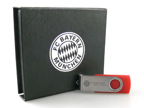 fc bayer usb-stick, Metall.01