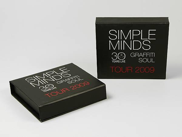 geschenkverpackung box schwarz musik logo weiss.JPG