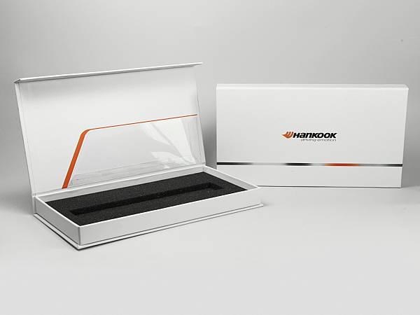 geschenkverpackung box weiss logo transparent