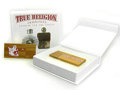 Geschenkverpackung USB Parfuem Aufdruck, K01 Magnetklappbox