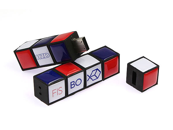 Magic Cube, usb magic