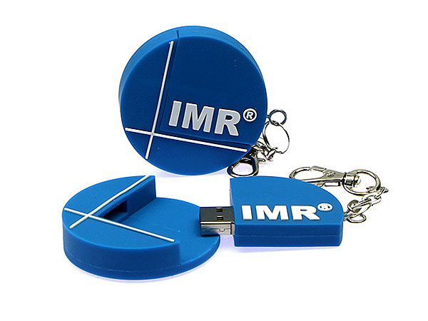 Logo, rund, blau, sonderanfertigung, rundes logo, schlüsselanhänger, karabiner
