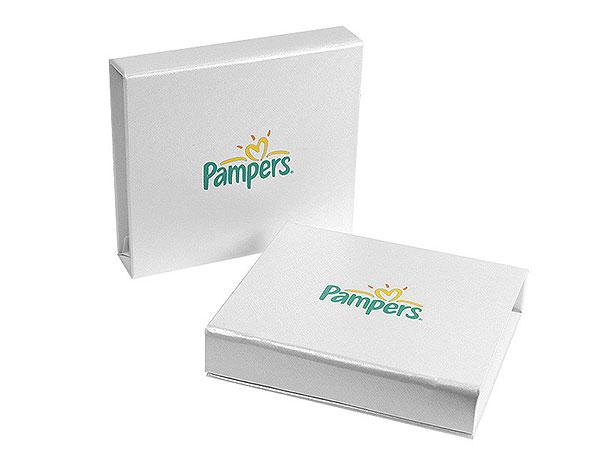 individuelle geschenkverpackung aufdruck, K01 Magnetklappbox