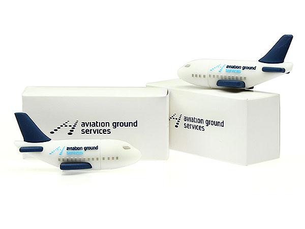 flugzeug, airplane, flug, weiß, faltschachtel, verpackung, aufdruck, aviation ground, landebahn,usb-stick-airplane.01-100.html