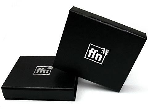 K01-Magnetklappbox USB-Stick verpackung schwarz, K01 Magnetklappbox
