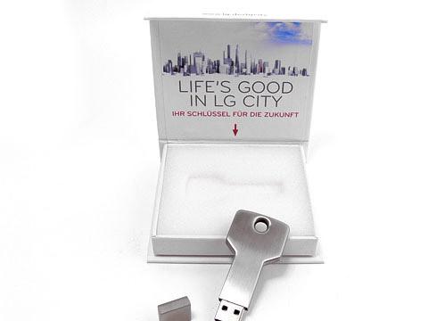 K01-Magnetklappbox usb verpackung weiss, K01 Magnetklappbox