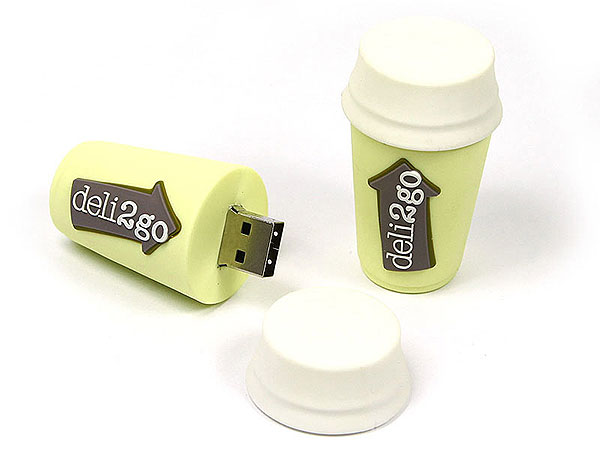 kaffeebecher-usb-stick, Custom USB-Sticks