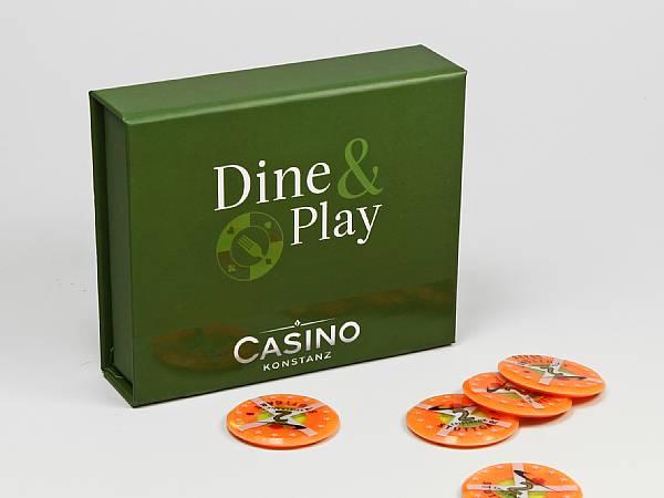 kasino spielchips spielbank verpackung