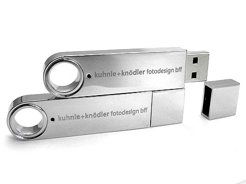 kuhnle knoelder elder usb-stick, Metall.12