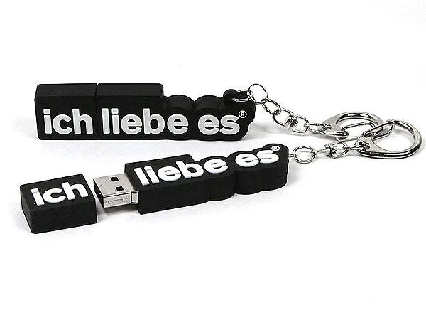 usb-stick-logo-freiform-100.html, Firmenlogo, Kundenlogo, Firma, schwarz, weiß, CustomLogo, PVC