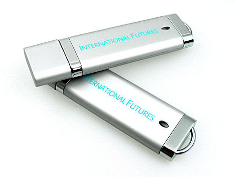 kunststoff usb-stick aufdruck international futures, Kunststoff.10