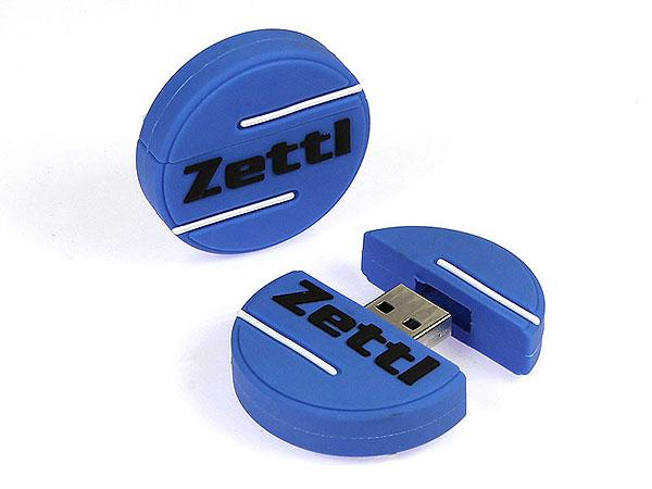 logo rund, Logo, blau, rund, zettl, CustomLogo, PVC