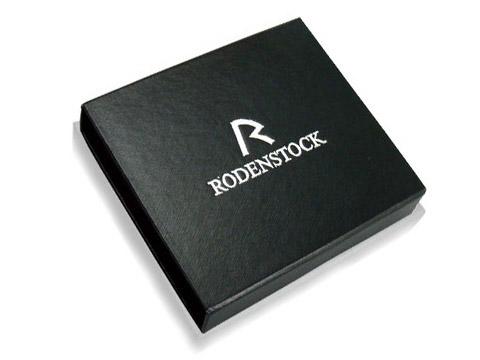 Magnetklappbox mit Logo-Aufdruck schwarz, K01 Magnetklappbox