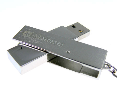 Metall-USB-Stick mit Gravur, Metall.05