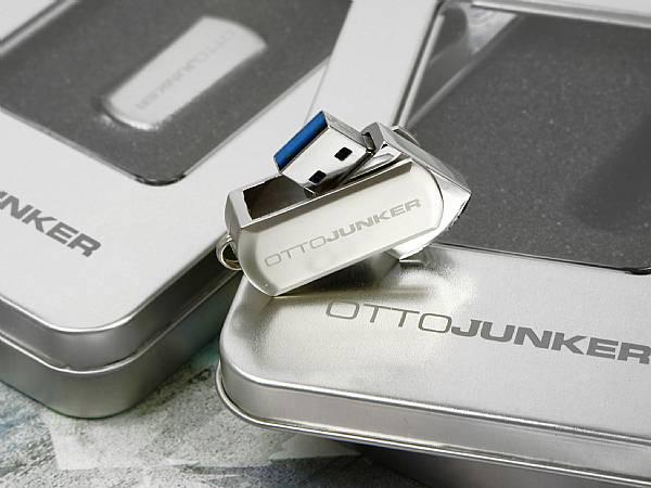 USB-Stick Mini Tiwster 3.0 Highspeed in hochglänzender Ausführung