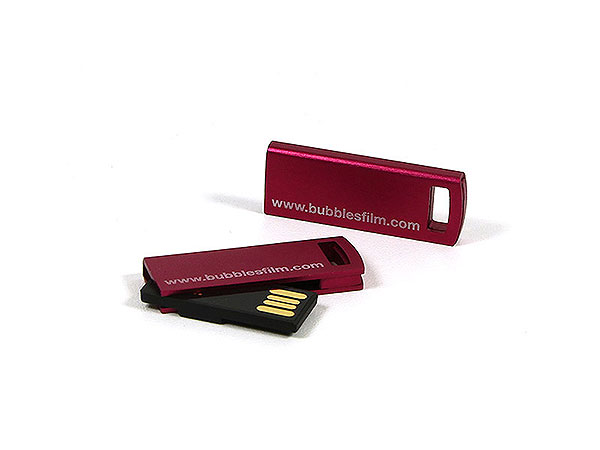 Mini USB Stick Lasergravur, Mini.06