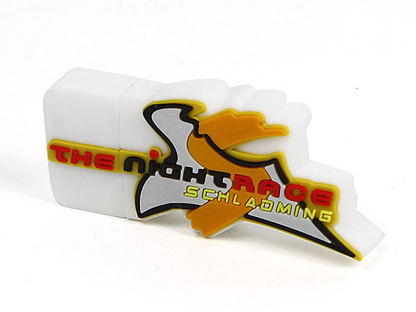 usb-stick-logo-freiform-100.html, Ski, Event, Logo, Race, Merchandise, weiß, CustomLogo, PVC, schie