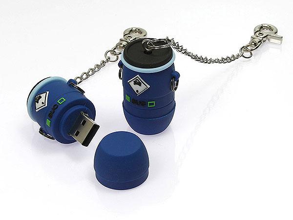 barrel Fass, Oelfass, Ölfass, Fässer, blau, CustomProdukt, PVC