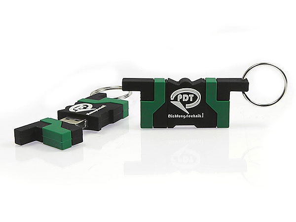 Dichtungstechnik Dichtung Produkt USB-Stick sonderanfertigung, CustomProdukt, PVC