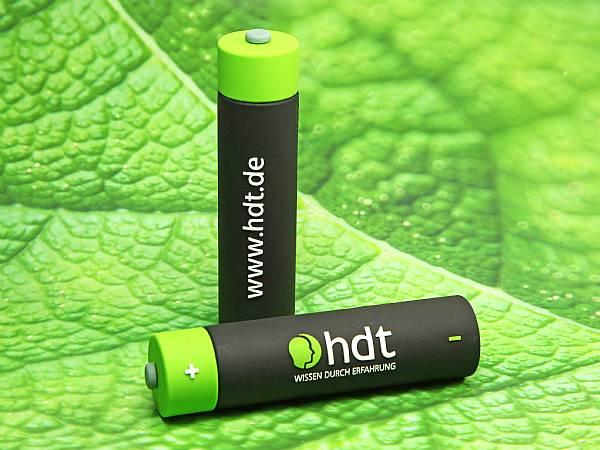 powerbank batterie akku creativ mobil werbung