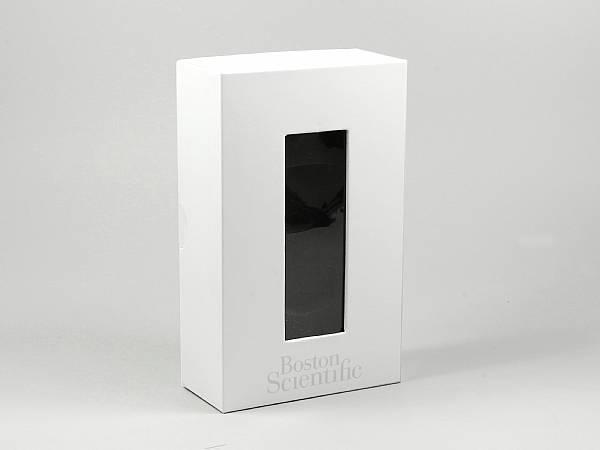 powerbank geschenkbox fenster individuell